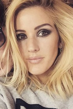 Ellie Goulding's makeup is my current obsession!