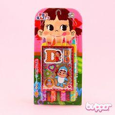 Fujiya Milky Peko Chocolate Pencil - 4 pcs