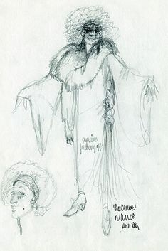 The Nance. Costume design by Ann Roth.
