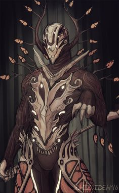 29 Here's the grim Oberon. Imagine seeing this in the dark dead forest. (also I think the next prime will be Oberon, he's the only one among the old male frames who didn't get a prime version,. Oberon Warframe, Warframe Art, Character Concept, Character Art, Concept Art, Warframe Wallpaper, Creature Concept, Monster Art, Fantasy Creatures