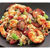 Creole Seafood Jambalaya by Essence