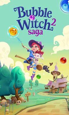 Bubble Witch Saga 2 v1.47.2 [Mods] http://gchaninjapan.blogspot.com/2016/04/bubble-witch-saga-2-v1472-mods.html
