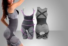 b157540bf A bamboo charcoal microfibre  body shaper  from Bluebell Retail (£8.99  instead of