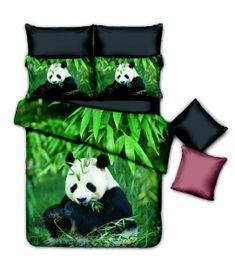 Detské obliečky 3D-140x200 PANDA Baby Boy Bedding, Panda, 3d, Home Decor, Decoration Home, Room Decor, Home Interior Design, Pandas, Home Decoration
