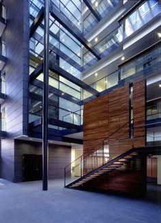Skanska Ltd. Headquarters, Helsinki, Finland - LAHDELMA & MAHLAMÄKI ARCHITECTS