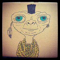 Mr E.T. pity da fool