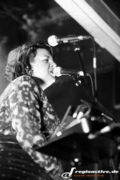 Miss Platnum (live im Heidelberg, 2014)