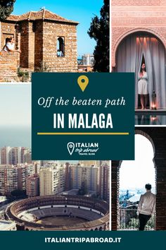 15 Unusual things to do in Malaga | Discover Malaga off the beaten track 4