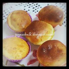 Pãozinho de Tapioca |