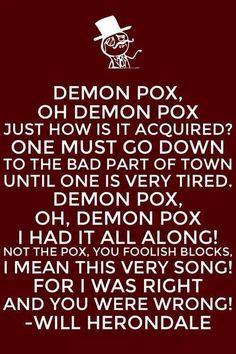 Demon Pox...