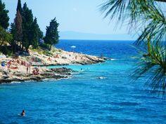 Rabac, Croatia.