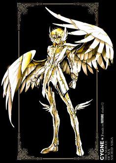 Saint Seiya - The Sacred Saints - Cygne