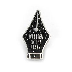 Space pin Inspirational pin Enamel pin Space enamel pin