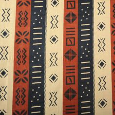 These African fabrics come in a beautiful assortment of rich African patterns and colors. Variations are characteristic and add to the charm...