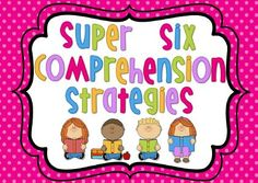 Blog post; Super Six in the classroom