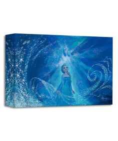 Look at this Wind and Sky Frozen Limited Edition Gallery-Wrapped Canvas on #zulily today!