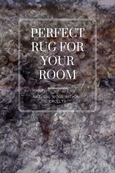 Best rugs from handpicked wool handmade into a nice cozy rug that will be perfect in any room you choose -- soft, naturally water and dirt resistant, washing machine safe and durable. Gifts For Your Sister, Gifts For Your Girlfriend, Hygge Life, Olive Oil Soap, Sheepskin Rug, Felted Slippers, Warm Blankets, Sheep Wool, Wabi Sabi