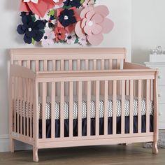 Suite Bebe Riley Crib In Coral Suitebebe Nursery Girlnursery Ideas Convertible CribCot