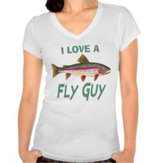 Rainbow Trout Fly FIshing Shirts