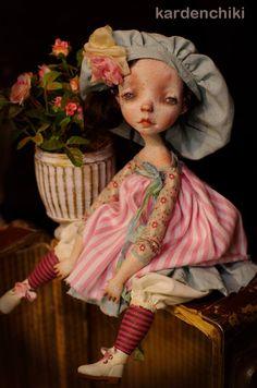 Эбби (Abby) by kardenchiki