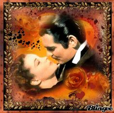 Gone with the wind - 2 Gone With The Wind, Photo Editor, Animation, Pictures, Painting, Beautiful, Women, Art, Photos