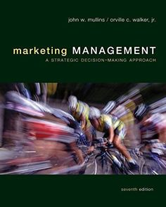 Free test bank for business marketing management b2b 10th edition by marketing management a strategic decision making approach fandeluxe Choice Image