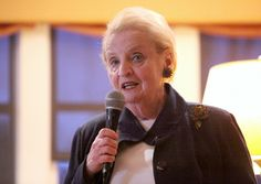 Former Secretary of State Albright recounts discovery of Jewish heritage during visit to San Rafael - Marin Independent Journal