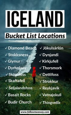 Iceland Bucket List Locations Iceland road trip itinerary 5 day Iceland itinerary Travel like a pro in Iceland Top things to do in Iceland Iceland road trip guide T. Iceland Road Trip, Iceland Travel Tips, Guide To Iceland, Europe Travel Tips, European Travel, Places To Travel, Travel Guide, Italy Travel, Time Travel