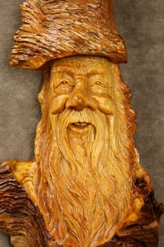 Wood spirit wood carving art mothers day gift for mom wall hanging
