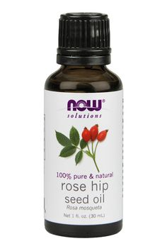 """Facial Oil  """"I use rosehip oil  to indulge in a calming, yet reparative, night treatment. Rose has regenerative qualities that are great for old scars and premature aging."""" — Gloria NotoNow Rose Hip Seed Oil, $4.99, available at WholeHealth."""