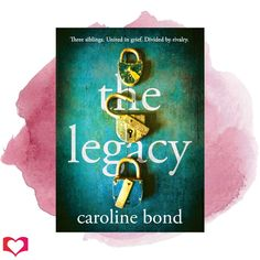 """Penetrating and emotionally intense this is a fabulously compelling family drama"" Liz Robinson, Expert Reviewer #TheLegacy by Caroline Bond, Corvus Out in Hardback now! Click to read an #extract on our website. #books #Familydrama #litfic #contemporaryfiction #fictionwelove #lovereading #bookreviews #bookswelove #bookworm #lovereading #sharingbooklove #readinginspiration #alwaysreading #bookish #toberead #bookstoread #CarolineBondAuthor #atlanticbooks #corvus #hardbackbooks #alwaysreading"