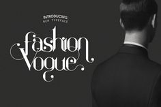 Fashion Vogue by panakota vanila on @creativemarket