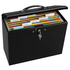 Two Classy Chics ~ Masterlock Security File Box Giveaway