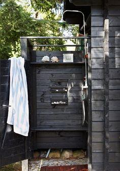 Szabadtéri zuhanyzók