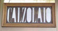 Calzolaio.