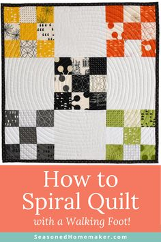 Machine Quilting Patterns, Beginner Quilt Patterns, Quilting For Beginners, Quilt Patterns Free, Quilting Tips, Quilting Tutorials, Quilting Projects, Machine Quilting Tutorial, Beginner Quilting
