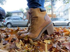 Vanessa Susana: The chunky boots. Caterpillar Cat Footwear. Obsess with these shoes!
