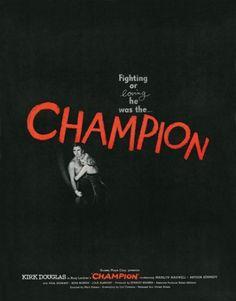 """""""Champion"""" (1949)"""