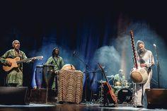 Sona Jobarteh - concert in Polish Theatre | Brave Festival 2015 Griot, phot. Mateusz Bral