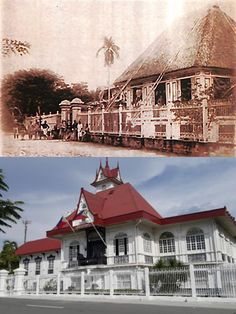 Philippine Army, Philippine Houses, Philippines Culture, Filipina, Present Day, Manila, Vintage Photos, Mansions, Free Reading