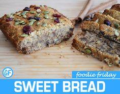 Sweet Bread | Foodie Friday Recipes — Planima #paleo #glutenfree
