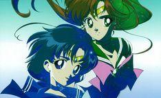 Sailor Moon SuperS Laserdisc Covers