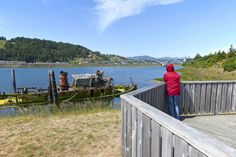 Take US 101 north to Gold Beach, Oregon for a Rogue River Mail jet boat trip; great beauty, wildlife and access to areas many have never seen.
