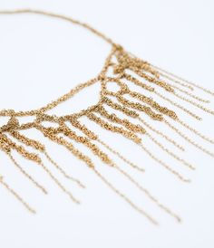 ZARA - COLLECTION AW14 - CHAIN NECKLACE