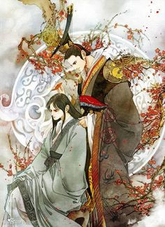 Why this pic makes me remember The Blind Concubine?