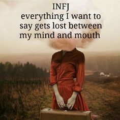 INFJ - follow me on Instagram @The_Social_Pariah