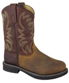 Smoky Mountain Childrens Buffalo Wellington Oiled Distressed Leather Round Toe Brown Western Cowboy Boot * For more information, visit image link. (This is an affiliate link) Boys Cowboy Boots, Camo Boots, Kids Boots, Western Boots, Lace Up Boots, Leather Boots, Western Cowboy, Boys Shoes, Men's Shoes