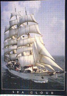 Sea Cloud  1,500 Pc
