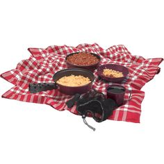 ... Camping >> Mess Kits / Cookware >> Kangaroo Camping Teflon Mess Kit