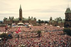 Ottawa, Ontario - Everything you need to know about Canada Day What Is Canada Day, Happy Canada Day, Canada Day Toronto, Get Outdoors, Canada Travel, Need To Know, Paris Skyline, Everything, Britain